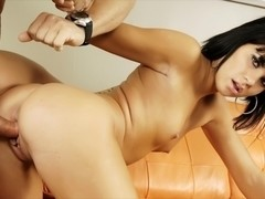 Jenna Moretti Owes Her Landlord Some Pussy
