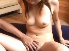 Risa Misaki Uncensored Hardcore Video with Swallow, Creampie scenes