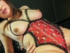 Crazy Japanese model Reiko Shimura in Amazing JAV uncensored Hardcore movie