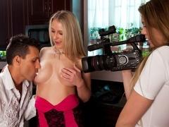 Madison Fox In Edating Exposed, Scene 3
