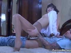 PantyhoseTales Video: Whitney and Marcus