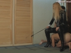 Russian-Mistress Video: Nora