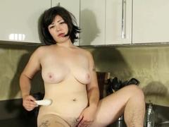 Incredible pornstar in Amazing Masturbation, Asian porn scene