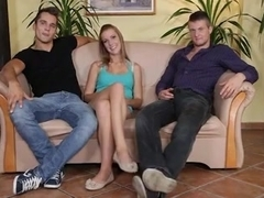 Bisexual Threesome - #1