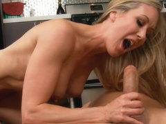 Brandi Love & Christian in Ass Master Piece