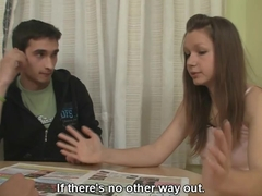 Sell Your GF - Naomi - Only rich guy enjoys this fuck
