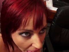 Phoenix Askani gets fingered and drilled hard