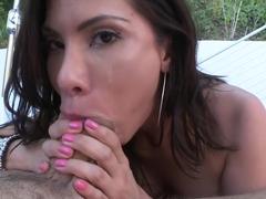 Alexa Nicole in Latina Love