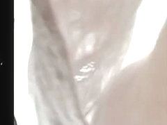 Awesome upskirt thong voyeur video