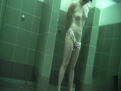 Hidden cameras in public pool showers 268