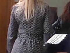 Hawt legal age teenager up petticoat wet crack in white belt