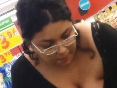huge Latin tits