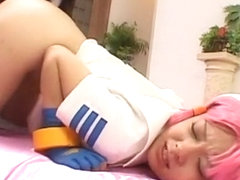 Crazy Japanese model Hikaru Wakana in Hottest Handjobs, Blowjob/Fera JAV clip