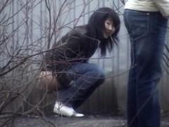 Girls Pissing voyeur video 278