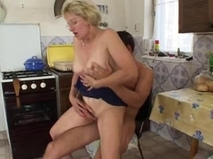 mommy and man sex in morning