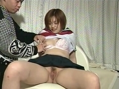 JPN Nasty Schoolgirl Ariga Hii UNCENSORED