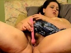 LadyViolet Masturbating part 2