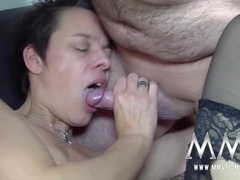 MMVFilms Video: Fit, Mature Woman Gets Fucked Hard