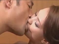 Hardball multiplied by the woman. Kiss showdown