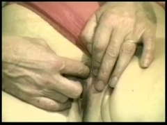 Aged honey desires a large knob up her muff