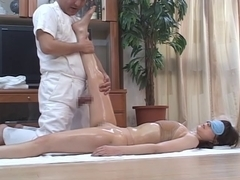 Concupiscent Japanese Wives Massaged and then Screwed at Home 4 - CM