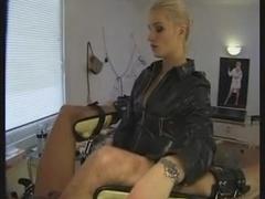 femdom prostate massage