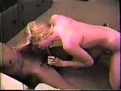 Horny Blonde Samantha Wants BBC