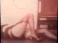 Retro Porn Archive Video: Tiedup