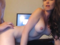 Dilettante unshaved pair having sex