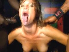 Cum drenched slut rides