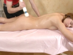Amateur action with a naughty brunette bitch Lara