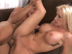 Nadia Hilton & Danny Mountain in My Dad Shot Girlfriend