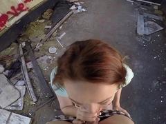 Horny pornstar Leigh Rose in Crazy Big Tits, Blowjob porn scene