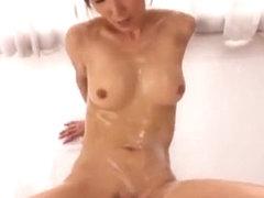 Incredible Japanese whore in Horny Handjobs, Fingering JAV scene