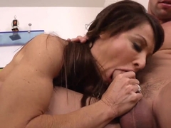 Jenla Moore gets banged by Johnny Castle