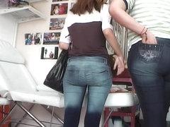 Diferencias de traseros (ass dolly