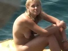 Sex on the Beach. Voyeur Video 202