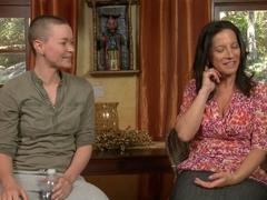 Melissa Monet & Jiz Lee in Lesbian Sex #02, Scene #04