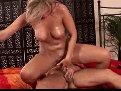 fully bare blond real fuck in bad