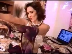 Great Aged Makes Disrobe And Masturbation On Livecam