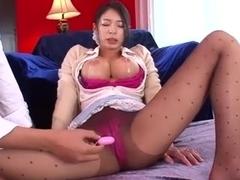 Japanese fake lactating 2