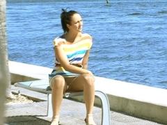 PantyhosePops Video: Adrianna Lily