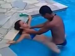 Brazilian  immatures fucking
