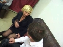 Bengel fur Charly - Heidi scene