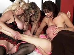 Vanessa Videl and Wanda Lust in Granny fucked grampas fanny s 2