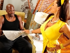 Lisa Ann In Lisa Ann: Can't Say No, Scene 2