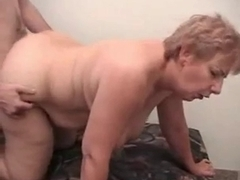 Granny acquires drilled