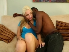 Hailey Holiday Interracial Coed