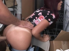 Big Ass Latina Like This Deserves To Get...