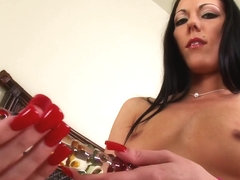 Jade - Double Fisting the Fuck Toys